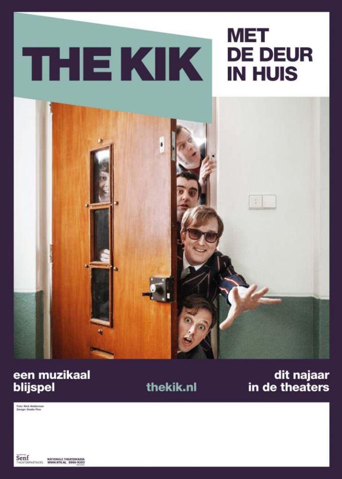 The Kik - Met de deur in huis (2015)